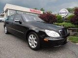 2004 Black Mercedes-Benz S 430 4Matic Sedan #81770068