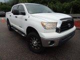 2008 Super White Toyota Tundra SR5 CrewMax #81770231