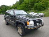 1995 Black Jeep Grand Cherokee Limited 4x4 #81770142
