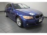 2010 Montego Blue Metallic BMW 3 Series 328i Sedan #81770306