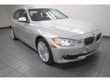 2012 Glacier Silver Metallic BMW 3 Series 335i Sedan #81770302
