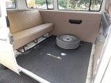 Volkswagen Bus Interiors