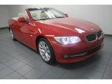 2012 Crimson Red BMW 3 Series 328i Convertible #81770291