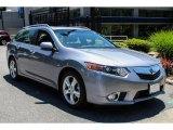 2012 Forged Silver Metallic Acura TSX Sport Wagon #81810607