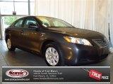 2008 Magnetic Gray Metallic Toyota Camry Hybrid #81810371