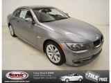 2013 Space Gray Metallic BMW 3 Series 328i Convertible #81810721