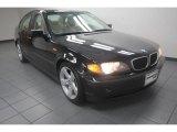 2005 Jet Black BMW 3 Series 325i Sedan #81810841