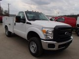 2013 Ford F250 Super Duty XL Regular Cab 4x4 Chassis Data, Info and Specs