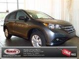 2013 Polished Metal Metallic Honda CR-V EX-L #81810365