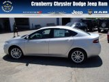 2013 Bright Silver Metallic Dodge Dart Limited #81810578