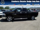 2013 Black Gold Pearl Ram 1500 Big Horn Quad Cab 4x4 #81810577