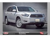 2010 Classic Silver Metallic Toyota Highlander Hybrid Limited 4WD #81810458