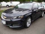 2014 Blue Ray Metallic Chevrolet Impala LT #81810314