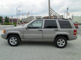 1998 Bright Platinum Jeep Grand Cherokee Limited 4x4 #81811157