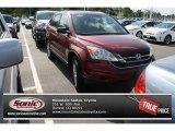 2011 Tango Red Pearl Honda CR-V EX 4WD #81810310