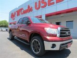 2010 Salsa Red Pearl Toyota Tundra Double Cab #81810556