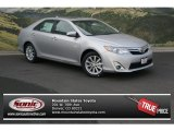 2013 Classic Silver Metallic Toyota Camry XLE V6 #81810288