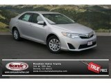 2013 Classic Silver Metallic Toyota Camry LE #81810285