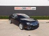 2011 Tuxedo Black Metallic Ford Fusion SEL #81810813