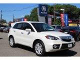 2010 White Diamond Pearl Acura RDX SH-AWD Technology #81810537