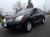 2012 Super Black Nissan Rogue S Special Edition AWD #81811042