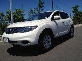 2012 Pearl White Nissan Murano S AWD #81811041