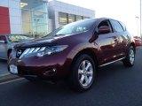 2009 Merlot Metallic Nissan Murano SL AWD #81811036
