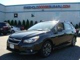 2012 Obsidian Black Pearl Subaru Impreza 2.0i Sport Premium 5 Door #81811125