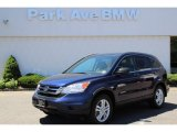 2011 Royal Blue Pearl Honda CR-V EX 4WD #81810523