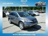 2011 Glacier Blue Metallic Honda CR-V EX 4WD #81810998