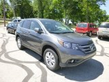 2013 Polished Metal Metallic Honda CR-V EX AWD #81810990