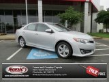 2013 Classic Silver Metallic Toyota Camry SE #81810877