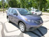 2013 Twilight Blue Metallic Honda CR-V LX AWD #81810987