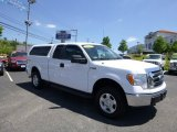 2010 Oxford White Ford F150 XLT SuperCab 4x4 #81810618