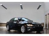 2010 Jet Black BMW 3 Series 328i Convertible #81810759