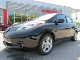 2013 Super Black Nissan LEAF SV #81810745