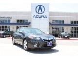 2013 Graphite Luster Metallic Acura TSX  #81810381