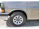 GMC Savana Van 2013 Wheels and Tires