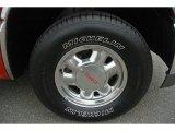 GMC Sierra 1500 2002 Wheels and Tires
