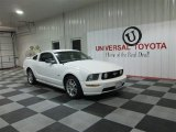 2005 Performance White Ford Mustang GT Premium Coupe #81870296