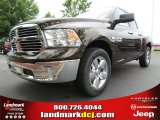 2013 Black Gold Pearl Ram 1500 Big Horn Quad Cab #81870417
