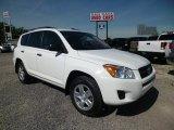 2011 Super White Toyota RAV4 I4 4WD #81870795