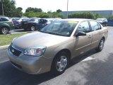 2007 Sandstone Metallic Chevrolet Malibu LS Sedan #81871048