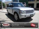 2007 Zermatt Silver Metallic Land Rover Range Rover Supercharged #81870787