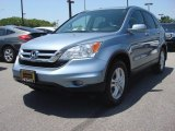 2011 Glacier Blue Metallic Honda CR-V EX-L #81870393