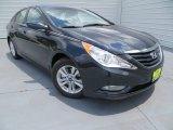 2013 Pacific Blue Pearl Hyundai Sonata GLS #81870525