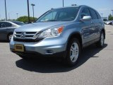2010 Glacier Blue Metallic Honda CR-V EX-L #81870390