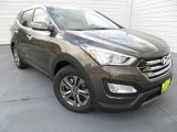 2013 Cabo Bronze Hyundai Santa Fe Sport #81870522