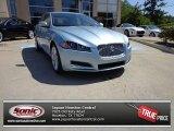 2013 Crystal Blue Metallic Jaguar XF 3.0 #81870773