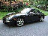 2007 Black Porsche 911 Carrera Cabriolet #81870231